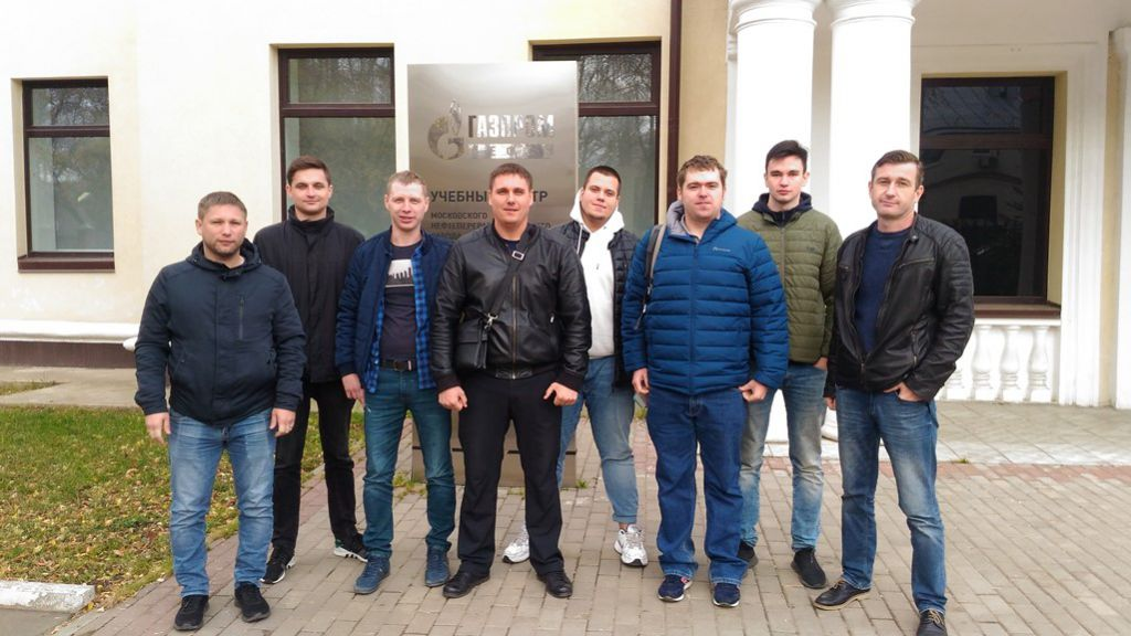 Экскурсия на «Газпромнефть-Московский НПЗ»