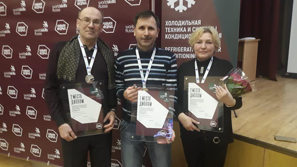 Поздравляем победителей и призеров VIII Открытого чемпионата профессионального мастерства города Москвы «Московские мастера» по стандартам WorldSkills Russia (2-ая часть)!