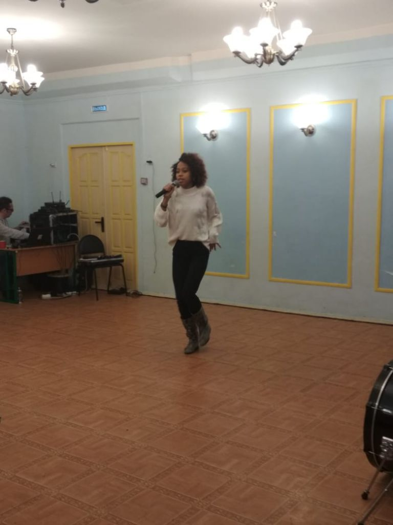 Участие в фестивале-конкурсе «Джазовая весна»